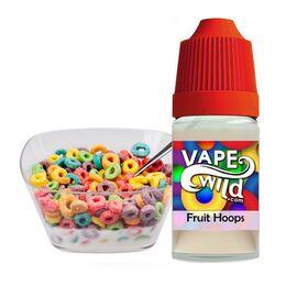 Fruit Hoops, 0 мг (Без никотина). High VG, VapeWild. 30 мл.