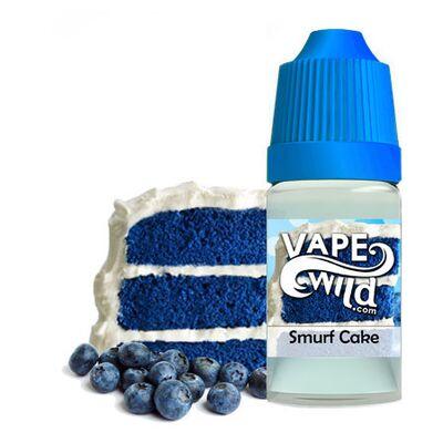 Smurf Cake, 3 мг (Ультралегкая). High VG, VapeWild. 30 мл.