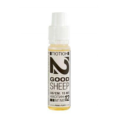 GOOD SHEEP, 0 мг (Без никотина). Pink-Fury. Польша. 15 мл.
