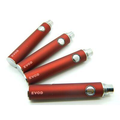 Аккумуляторная батарея EVOD 650 mAh (Красная)