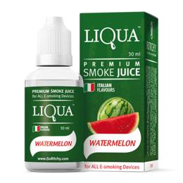 Арбуз, 0 мг (Без никотина). Liqua. 30 мл.