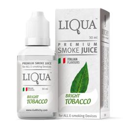 Bright Tobacco, 12 мг (Средняя). Liqua. 30 мл.
