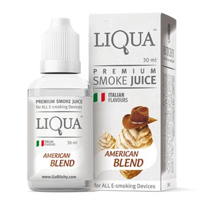 American Tobacco, 12 мг (Средняя). Liqua. 30 мл.