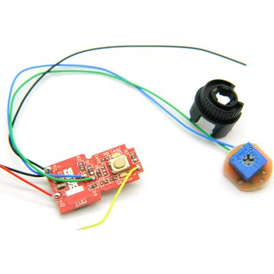 Плата для батареи Vision Spinner, eGo-C Twist, EVOD VV , Варивольт