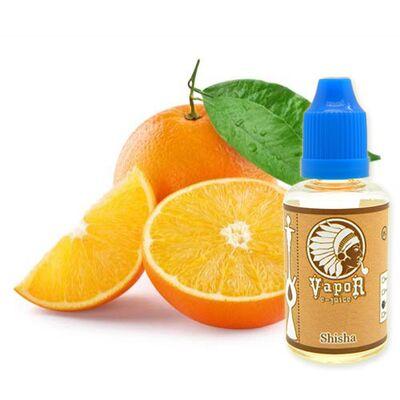 Апельсин, 12 мг (Средняя). Vapor. Кальянная серия 30 мл.