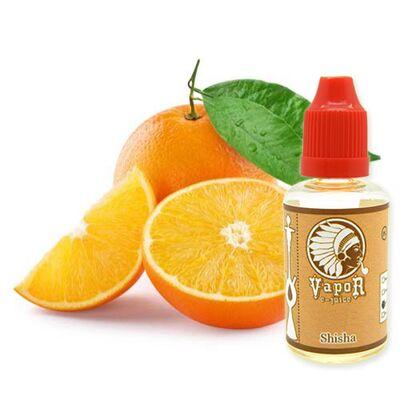 Апельсин, 18 мг (Крепкая). Vapor. Кальянная серия 30 мл.