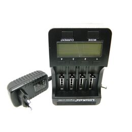Зарядное устройство для аккумуляторов Liitokala Lii - 500 LCD, с функцией Power Bank