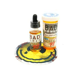 Bad Drip - Cereal Trip, 3 мг (Ультралегкая). Клон 30 мл.