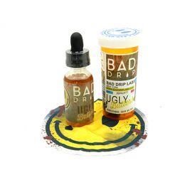 Bad Drip - Ugly Butter, 3 мг (Ультралегкая). Клон 30 мл.