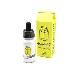 Milkman-Pudding, 3 мг (Ультралегкая). Клон 30 мл.