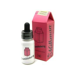Milkman-Crumbleberry, 3 мг (Ультралегкая). Клон 30 мл.
