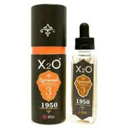 X2O - Epicurean Reserve 1950, 3 мг (Ультралегкая). Клон 30 мл.