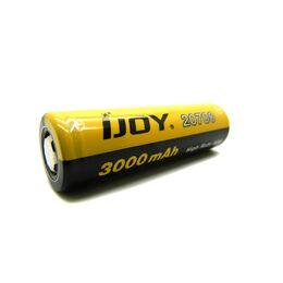 Высокотоковый Li-ion аккумулятор IJOY 20700 3000mAh (до 40А)