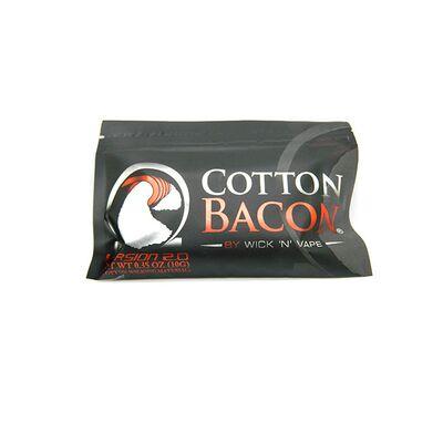 Cotton Bacon органический коттон wick and vape. вата для пермотки. 0.35 Oz (10 грамм.)