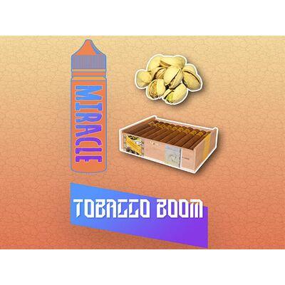 Tobacco Boom, 1.5 мг (Ультралегкая). MIRACLE. 60 мл.