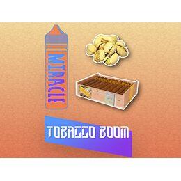 Tobacco Boom, 3 мг (Ультралегкая).MIRACLE. 60 мл.