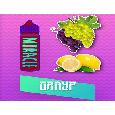 Grayp, 1.5 мг (Ультралегкая). MIRACLE. 60 мл.