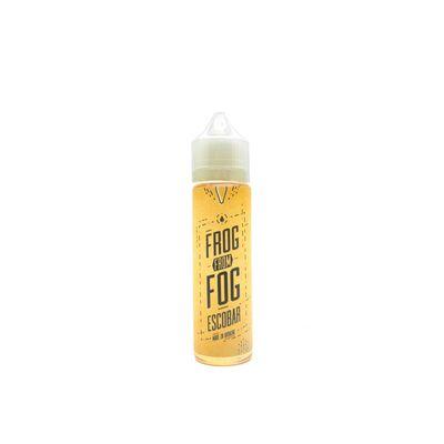 Escobar, 0 мг (Без никотина), Frog From Fog. 60 мл.