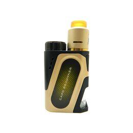 Стартовый набор iJoy CAPO 100W Squonk kit, Золотой