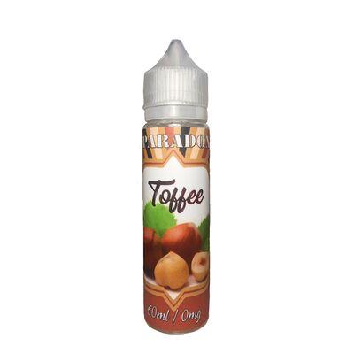 Toffe, 0 мг (Без никотина). PARADOX. 60 мл.