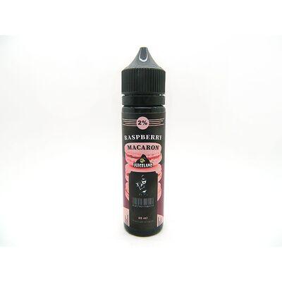 RASPBERRY MACARON, 2 мг (Ультралегкая), JUICELAND. 60 мл.