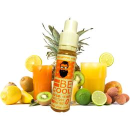 BE COOL (Тропические фрукты), 0 мг (Без никотина) Pink-Fury. Польша 15 мл