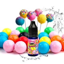 Ароматизатор Crazy Lollipops (Фруктовые жевательные шарики), BigMouth, 10 мл