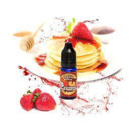 Ароматизатор Strawberry Syrup Pancakes (Панкейк с клубничным сиропом), BigMouth, 10 мл