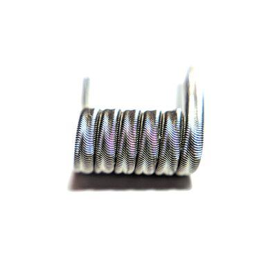 Преднамотанная спираль Alien Clapton Coil 3*0.4Nichr+0.1Nichr, 0.22 Ом - 2 шт.