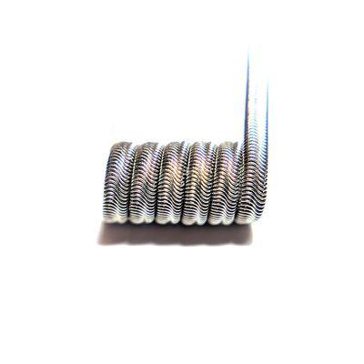 Преднамотанная спираль Alien Clapton Coil 3*0,3Nichr+0.1Nichr, 0.33Ом - 2 шт.