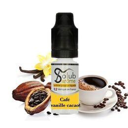 Ароматизатор Caffe Vanille Cacao (Какао-ванильный кофе), Solub Arome, 5 мл