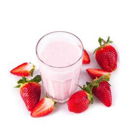 Ароматизатор Strawberry Milk (Клубника с молоком), One Stop Flavors, 5 мл