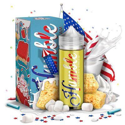 American Dream, 3 мг (Ультралегкая). Humble Juice Co. 120 мл.