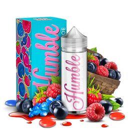 Berry Blow Doe, 0 мг (Без никотина). Humble Juice Co. 120 мл.