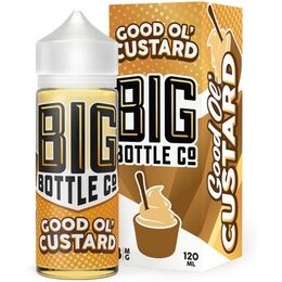 Good Ol' Custard, 1.5 мг (Ультралегкая). Big Bottle Co. 120 мл.