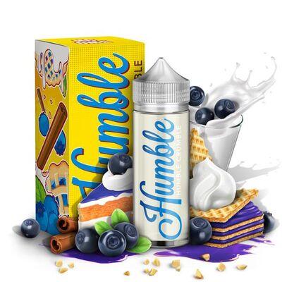 Humble Crumble, 0 мг (Без никотина). Humble Juice Co. 120 мл.
