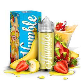 Donkey Kahn , 3 мг (Ультралегкая). Humble Juice Co. 120 мл.