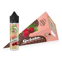 Жидкость Земляничное мороженое , 3 мг (Ультралегкая), Gelateria Vape by Vape City Club. 60 мл.