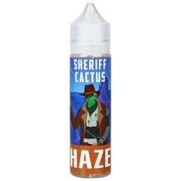 Жидкость Sheriff Cactus, 3 мг (Ультралегкая), Haze. 60 мл
