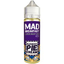 Blueberry Pie, 1,5 мг (Ультралегкая). Mad Breakfast. 60 мл