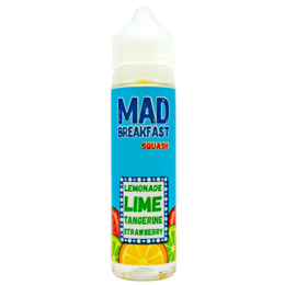 Squash, 0 мг (Без никотина). Mad Breakfast. 60 мл