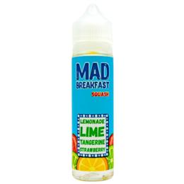 Squash, 3 мг (Ультралегкая). Mad Breakfast. 60 мл