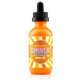 Dinner Lady, 3 мг (Ультралегкая) Orange Tart. 60 мл.