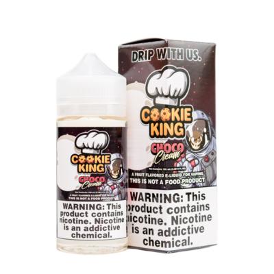 Choco Cream, 3 мг. Cookie King. 100 мл