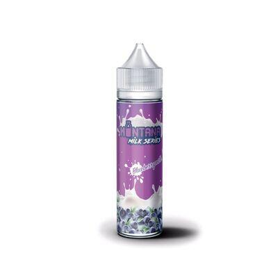 Blueberrymilk, 1,5 мг, Montana Milk Series. 60 мл.