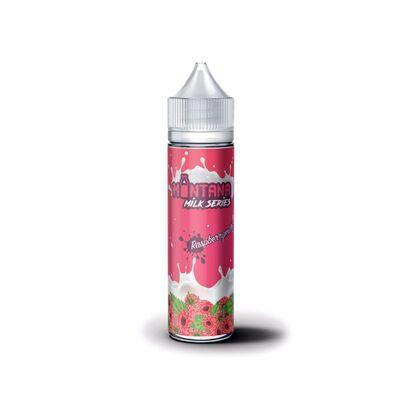 Raspberrymilk, 3 мг, Montana Milk Series. 60 мл.