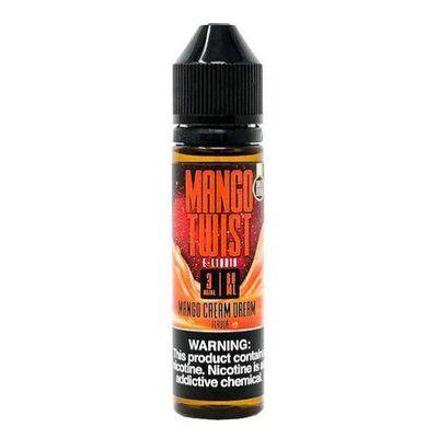 Mango Twist Mango Cream Dream, 3 мг. Lemon Twist. 60 мл.