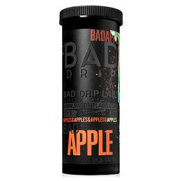 Bad Drip Apple 3mg, 60ml