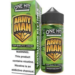 Army Man, 3 мг. One Hit Wonder eLiquid. 100 мл.