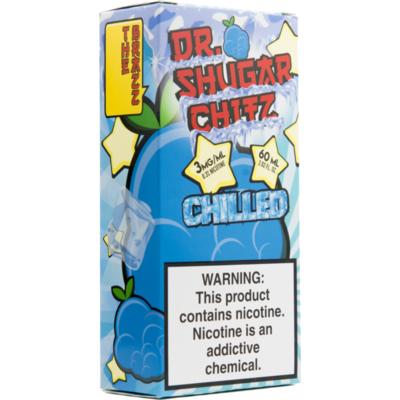 The Brazz Chilled!, 3 мг. Dr.Sugar Chitz. 60 мл.